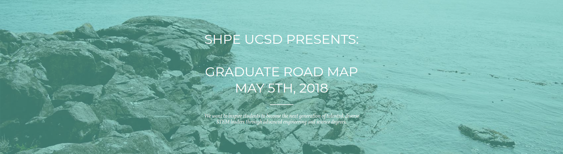 SHPE San Diego Professional Chapter | SHPE UCSD Presents: Graduate