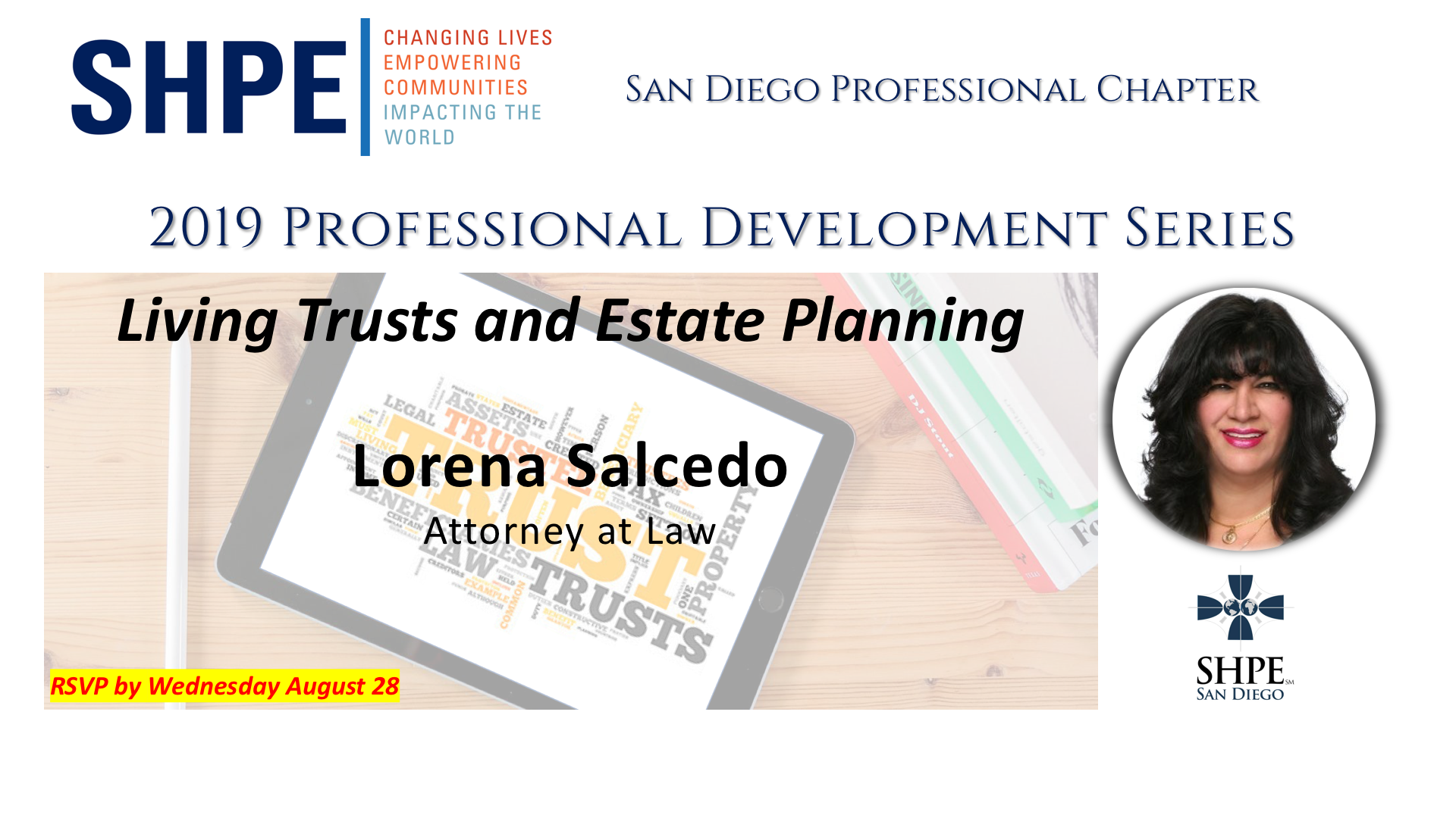 Professional Development Series – Living Trusts and Estate Planning